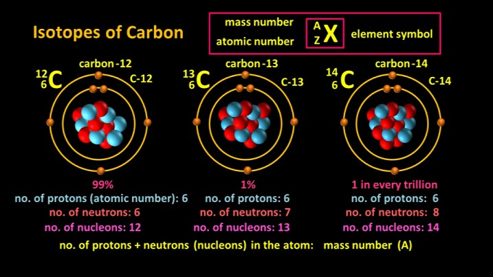 Isotopes_of_Carbon