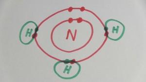 NH3_electron_dot_diagram