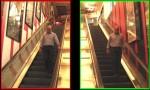 Spiro_Liacos_walking_down_up_escalator
