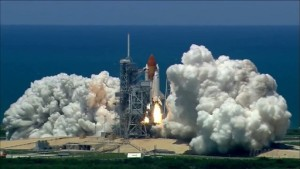 what_is_the_acceleration_of_the_Space_Shuttle